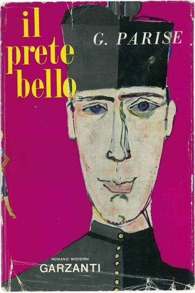 copertina prima edizione prete bello