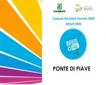 Legambiente Comuni Ricicloni Veneto 2020