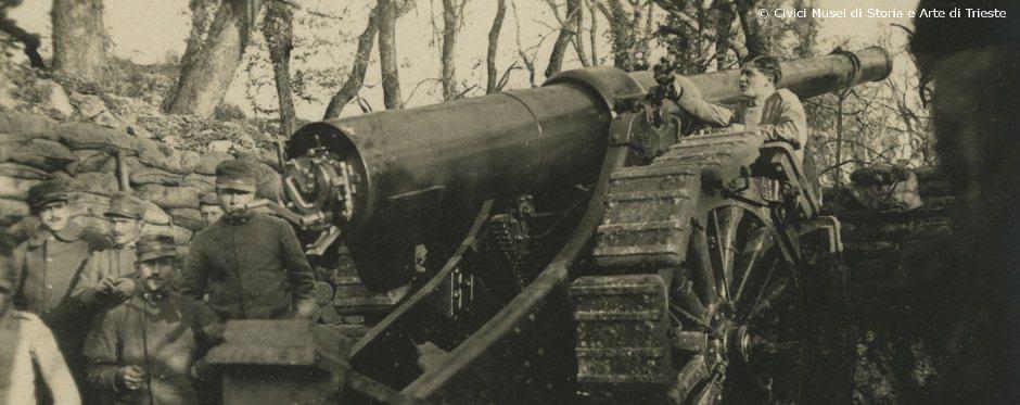 Le Nuove Armi Della Prima Guerra Mondiale Comune Ponte Di